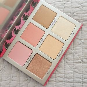 Urban Decay Sin Afterglow Palette Highlight+Blush